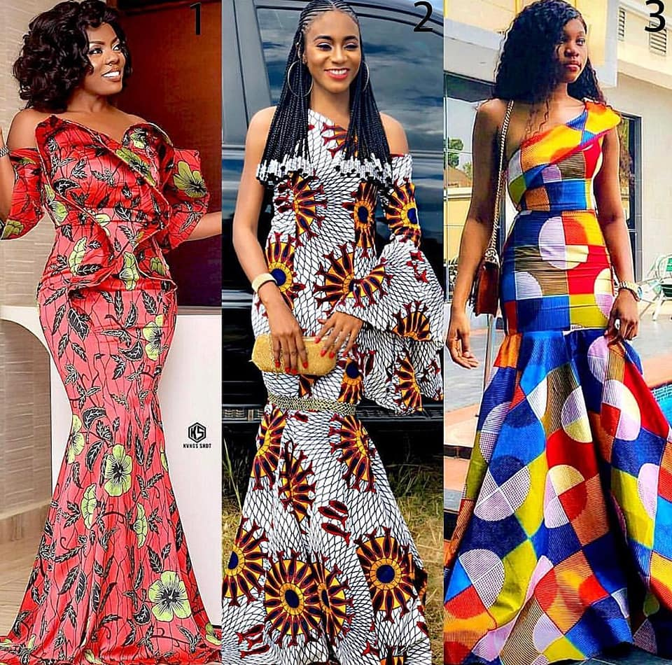 The Best Of Nigerian Ankara Long Gown Styles Realtime